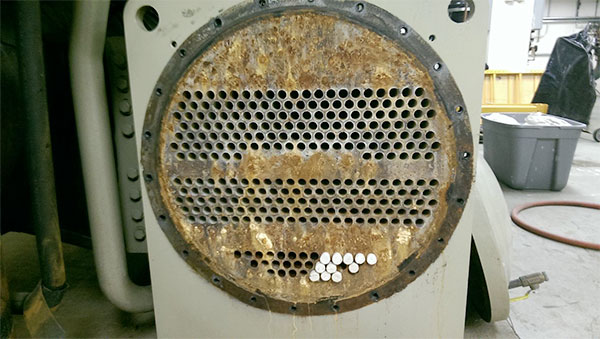 Heat Exchanger Work